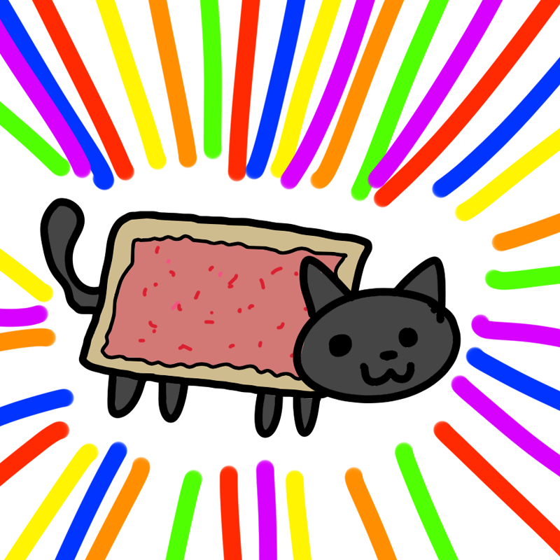 The Original Nyan Cat