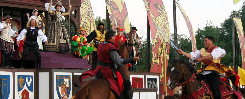 My 10 favorite things about the Renaissance Faire