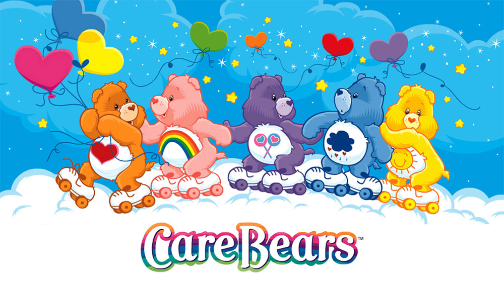 carebears? is it weird that they still make me insanely happy ...