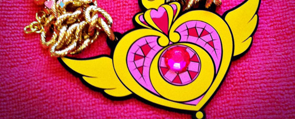 Sailor Moon Necklace Giveaway