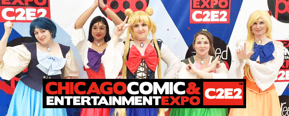 More YouTube magic, plus an awesome C2E2 recap
